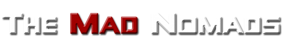 The Mad Nomads Logo