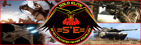 Solo Elite (=S*E=) - Global Multi-Gaming Community, Est 1999