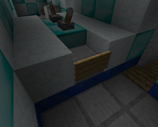 Minecraft furniture bathroom with amazing picture for Bathroom ideas minecraft