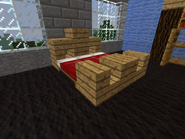 How To Make A Garden Bed In Minecraft