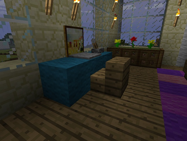 want to see more cool furniture ideas go to http minecraftfurniture