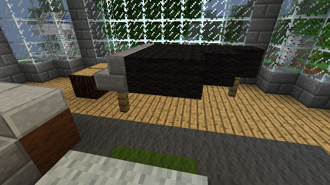 Minecraft Furniture Entertainment