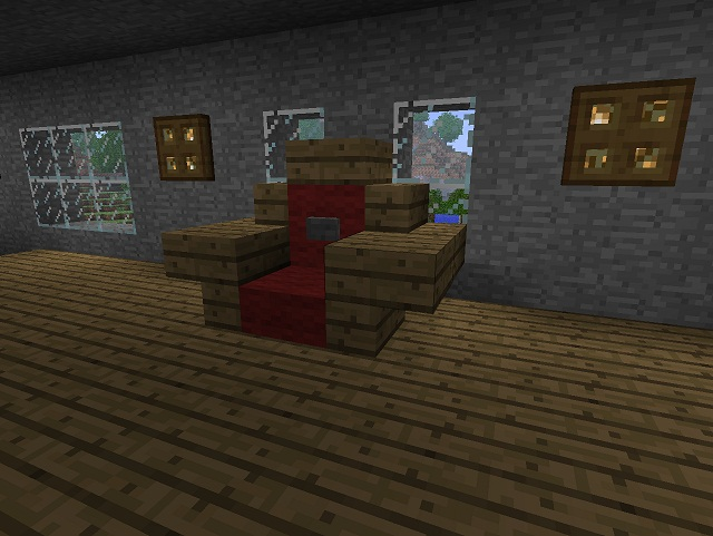 Minecraft Furniture Decoration Auto Design Tech