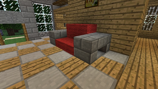 Minecraft Furniture The Stratum A Modern Style Variant