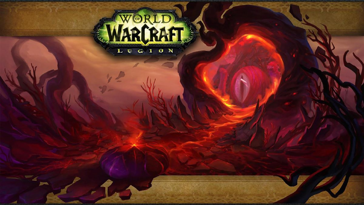 Image result for wow emerald Nightmare heroic