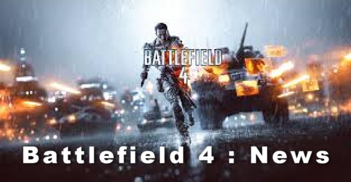 Click here for the latest Battlefield News