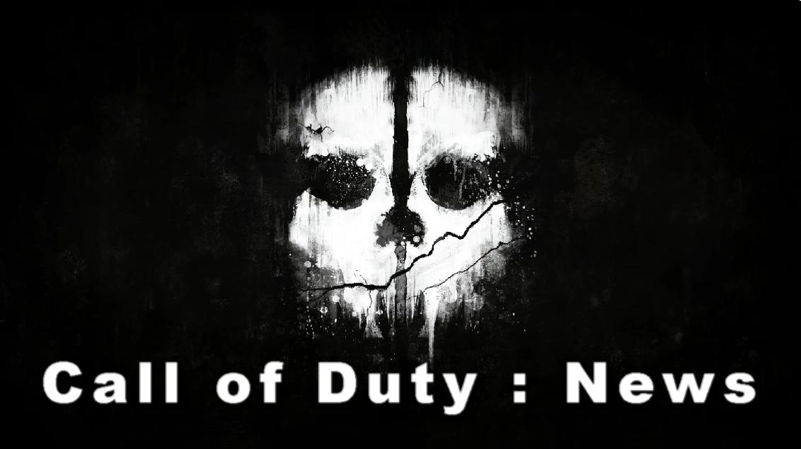Click here for the latest Call of Duty News