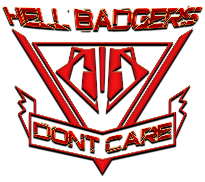 Hell Badgers Insignia