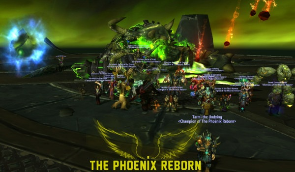 Mannoroth down!