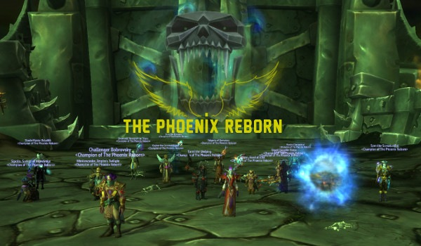 Mythic Hellfire Assault down!