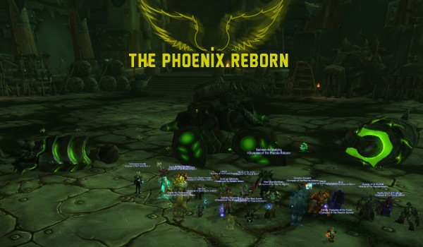 Mythic Iron Reaver down!