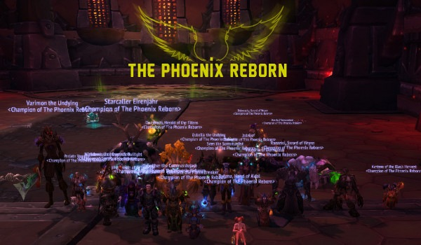 Mythic Tyrant down!